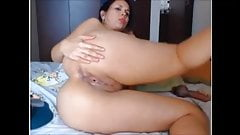 Colombiana sabrosa parte 3 – big ass colombian