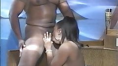 Gay black ass gets waxed