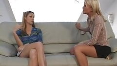 Teaches Babysitter How To Sucked & Fucked,By Blondelover.